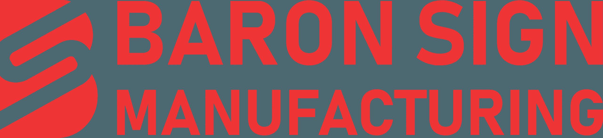 Baron Sign Manufacturing